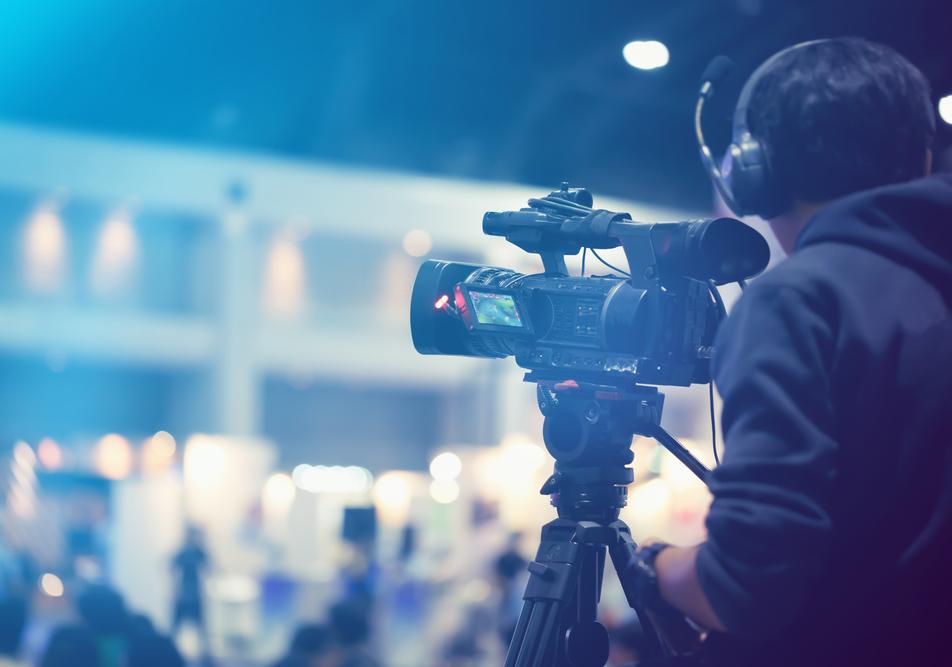 dịch vụ quay phim sự kiện