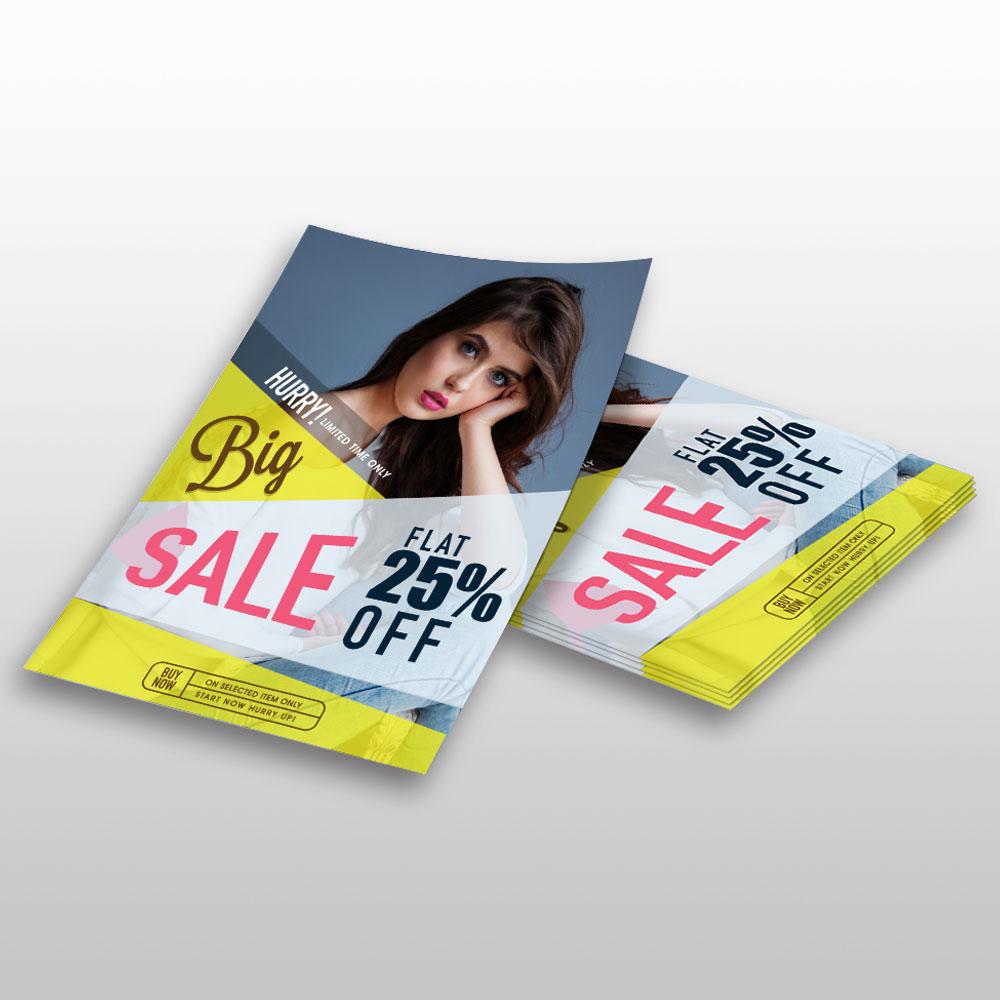 vai trò của tờ rơi quảng cáo trong marketing