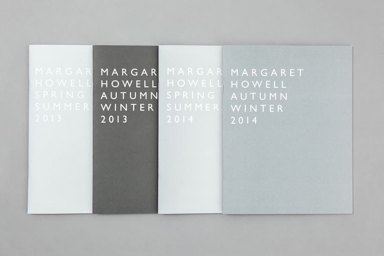 Thiết kế Catalogue của Margaret Howell