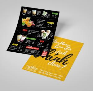 Thiết kế tờ roi giá rẻ tại Hà Nội