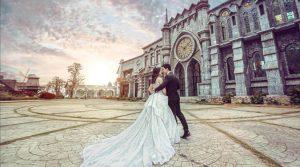 chụp anh cưới trọn gói