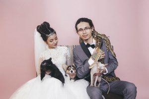 Cách tạo dáng chụp ảnh cưới