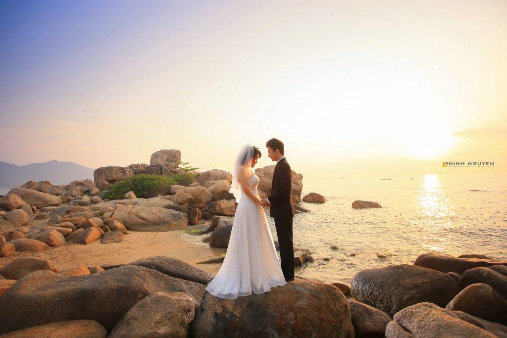 địa điểm chụp ảnh cưới đẹp ở Nha Trang