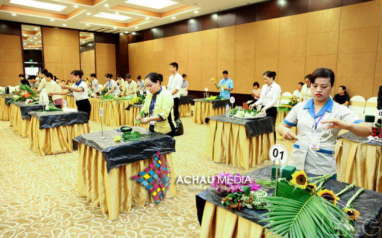 á châu media tổ chức Hội thi tay nghề du lịch Việt Nam
