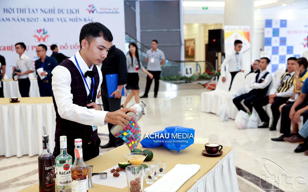sự kiện tay nghề du lịch Việt Nam miền bắc do á châu tổ chức