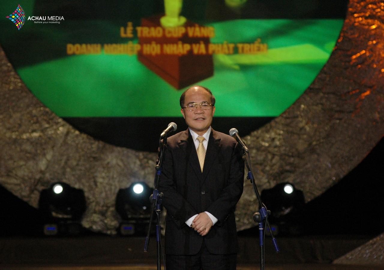 Á Châu Media tổ chức chương trình Doanh nghiệp Hội nhập và Phát triển 2008