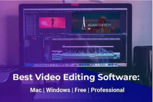 Phần mềm thiết kế video chuyên nghiệp