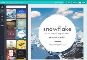 Công cụ tạo poster online miễn phí