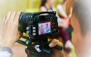 Dịch vụ quay phim doanh nghiệp cho công ty bán lẻ mỹ phẩm
