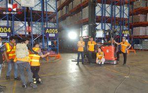 Dịch vụ quay phim doanh nghiệp kinh doanh vận tải hàng không