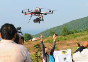 dịch vụ quay flycam