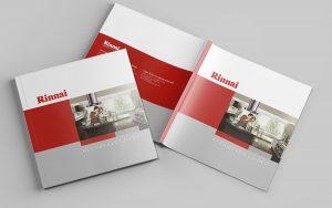 Thiết kế brochure, catalog