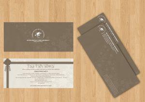 Thiết kế thiệp mời