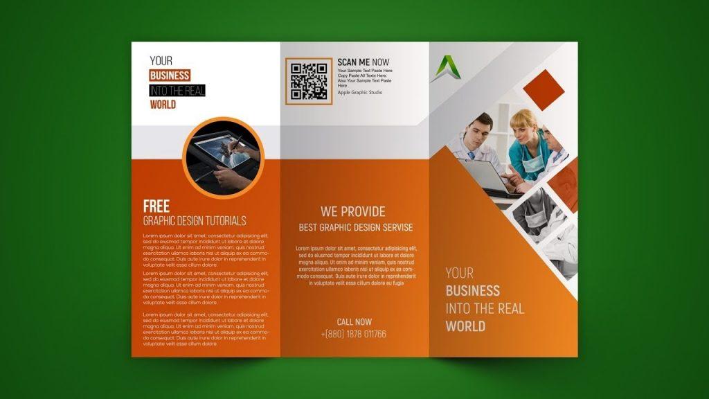 thiết kế brochure tại đà nẵng