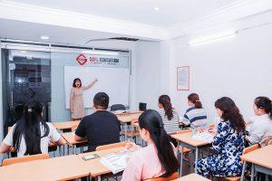 dịch vụ sản xuất giới thiệu trung tâm ngoại ngữ