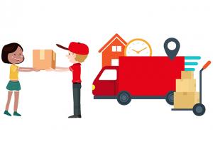 dịch vụ thiết kế và chăm sóc website dịch vụ vận chuyển