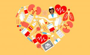 lĩnh vực chăm sóc sức khỏe