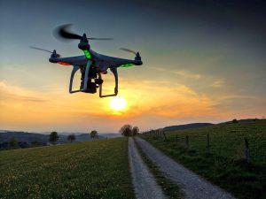 flycam chụp từ trên cao